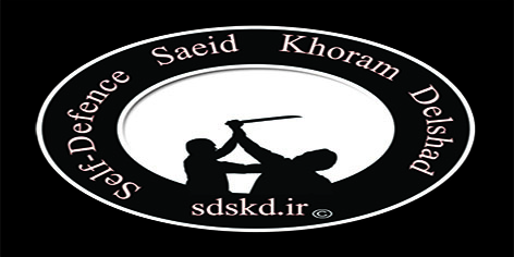 دفاع شخصی-استاد سعید خرّم دلشاد